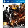 Видеоигра для PS4 Медиа Infamous: Второй сын