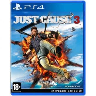 Видеоигра для PS4 Медиа Just Cause 3 Day One Edition