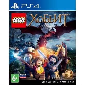 Видеоигра для PS4 Медиа LEGO Хоббит