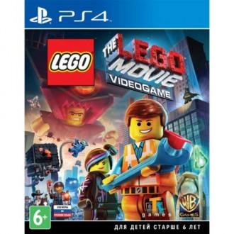 Видеоигра для PS4 Медиа LEGO Movie Videogame