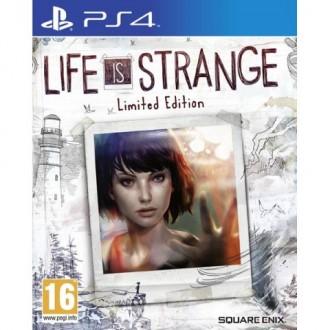 Видеоигра для PS4 Медиа Life is Strange. Особое издание