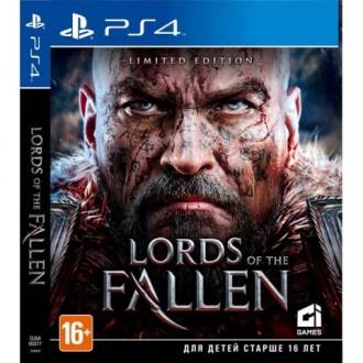 Видеоигра для PS4 Медиа Lords of the Fallen