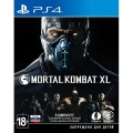 Видеоигра для PS4 Медиа Mortal Kombat XL