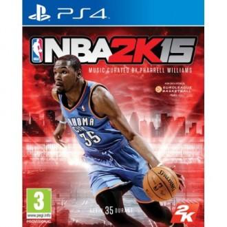 Видеоигра для PS4 Медиа NBA 2K15