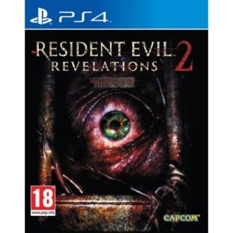 Видеоигра для PS4 Медиа Resident Evil. Revelations 2