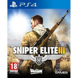 Видеоигра для PS4 Медиа Sniper Elite 3