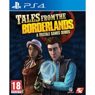 Видеоигра для PS4 Медиа Tales from the Borderlands