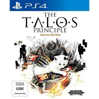 Видеоигра для PS4 Медиа Talos Principle Deluxe Edition