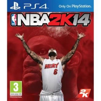 Видеоигра для PS4 Медиа NBA 2K14