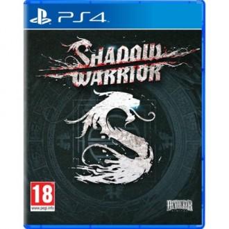 Видеоигра для PS4 Медиа Shadow Warrior