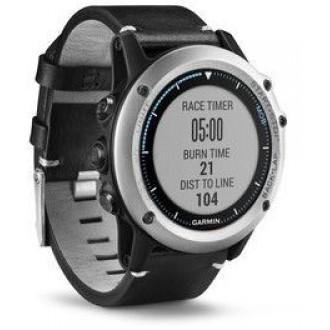 Смарт-часы Garmin Quatix 3 Leather Black