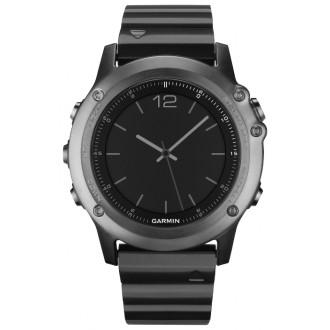 Смарт-часы Garmin Fenix 3 Sapphire HRM  Metal Black