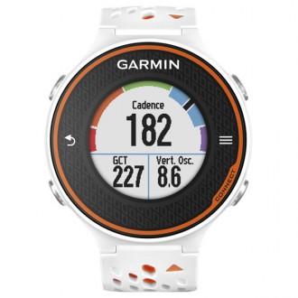 Спортивные часы Garmin Forerunner 620 HRM Rubber White