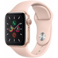 Смарт-часы Apple Watch Series 5 40mm MWV72RU/A Rose Gold Aluminum Case with Rose Gold Sport Band