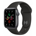 Смарт-часы Apple Watch Series 5 40mm MWV82RU/A Space Grey Aluminum Case with Black Sport Band