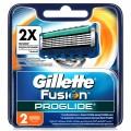 Кассеты для бритья Gillette Fusion ProGlide, 2 шт