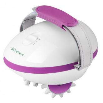 Массажер для тела MEDISANA AC 850 White/Pink