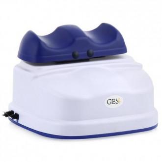 Массажёр для ног GESS-08Y Healthy Spine White/Blue