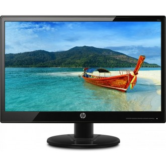 Монитор HP 19k Black