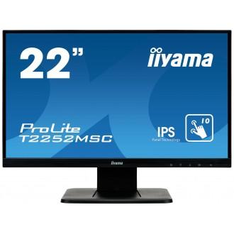 Монитор Iiyama ProLite T2252MSC-1 Black