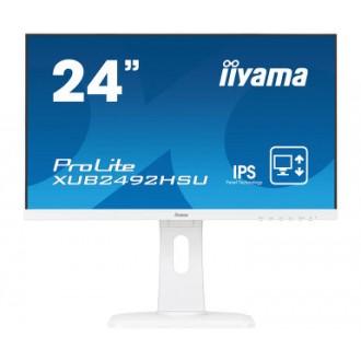 Монитор Iiyama ProLite XUB2492HSU-1 White