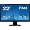 Монитор Iiyama ProLite X2283HS-3 (X2283HS-B3)Black