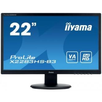 Монитор Iiyama ProLite X2283HS-3 Black