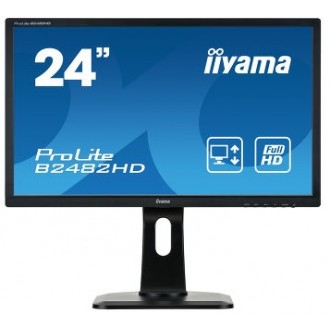Монитор Iiyama ProLite B2482HD-1 Black