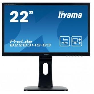 Монитор Iiyama ProLite XB2283HS-B3 Black
