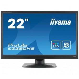 Монитор Iiyama ProLite E2280HS-1 Black