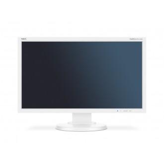 Монитор NEC MultiSync E233WMi Silver/White