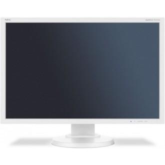 Монитор NEC MultiSync E245WMi White