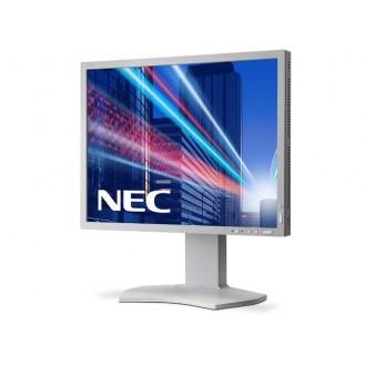 Монитор NEC MultiSync P212 Silver/White