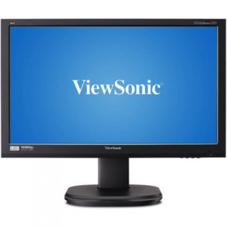 Монитор Viewsonic VG2436wm-LED Black