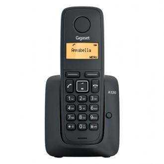 Радиотелефон DECT Gigaset A120 Black