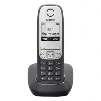 Радиотелефон Gigaset A415A Black