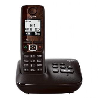 Радиотелефон Gigaset A420A Black