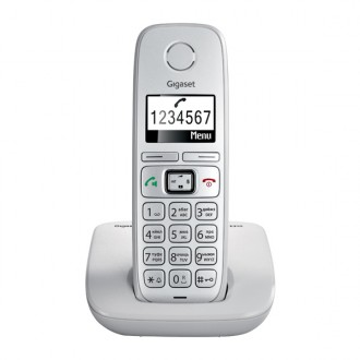 Радиотелефон DECT Gigaset E310 Light Grey
