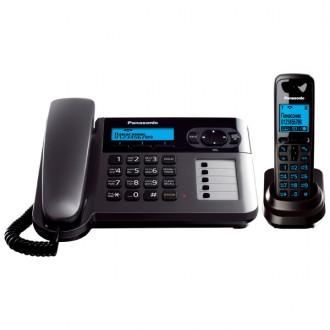 Радиотелефон DECT Panasonic KX-TG6451RUT