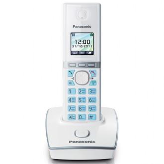Радиотелефон Panasonic KX-TG8051  White