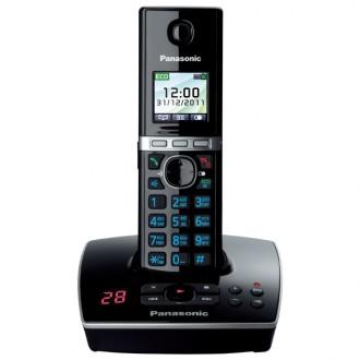 Радиотелефон Panasonic KX-TG8061  Black