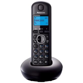 Радиотелефон Panasonic KX-TGB210  Black