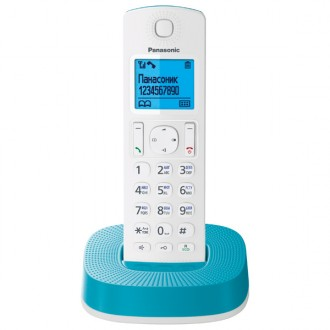 Радиотелефон DECT Panasonic KX-TGC310RUС