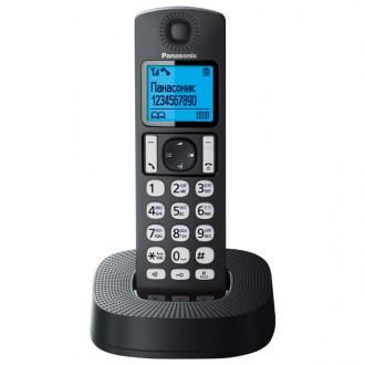 Радиотелефон DECT Panasonic KX-TGC310RU1 Black