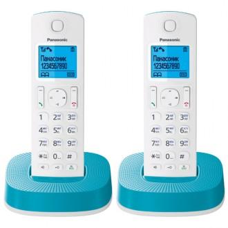 Радиотелефон DECT Panasonic KX-TGC312RUС