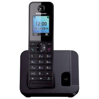 Радиотелефон DECT Panasonic KX-TGH210RUB