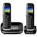 Беспроводной телефон  DECT Panasonic KX-TGJ322RUB
