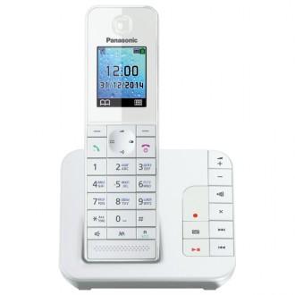 Радиотелефон DECT Panasonic KX-TGH220RUW