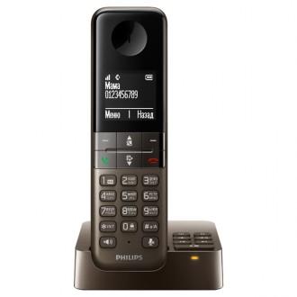 Радиотелефон DECT Philips D4551MB/51