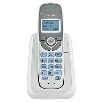 Радиотелефон DECT teXet TX-D6905A White